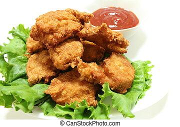 Chicken nugget