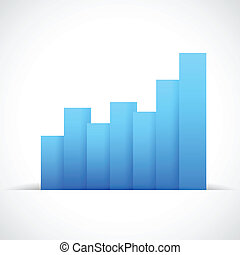 Infograph Business Graph - illustration of Infograph...