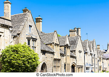 House of Wiliam Grevel, Chipping Camden, Gloucestershire,...
