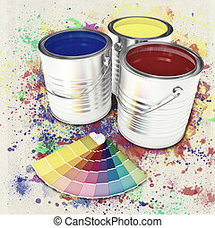 can color paint