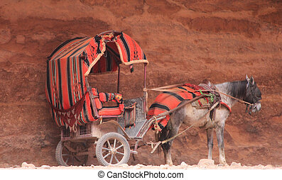 Horse and Cart A
