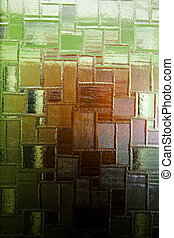 Glass Window Texture - Glass window texture - a hatched...