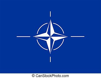 North Atlantic Treaty Organization - This image is a vector...