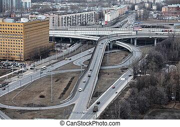 highway junction