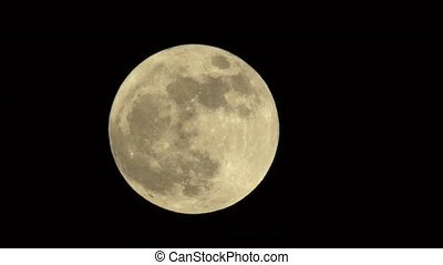2012 Supermoon Large Moon 30P - The Supermoon is the biggest...