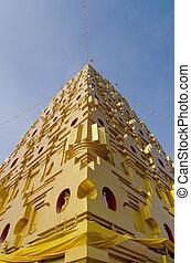 Bodh Gaya in Sangkhlaburi, Thailand