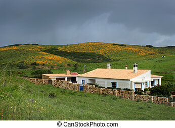 House in the hills of Algarve - House sits on the hills near...
