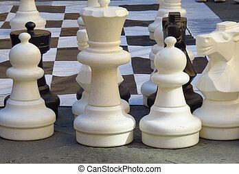 grande, xadrez