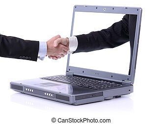 internet handshake - Internet comunication wifi handshake...