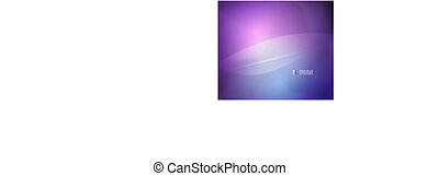 Abstract blue purple vector background