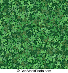 Seamless background, maple leaves - Seamless background,...