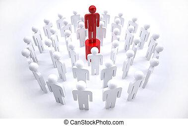 team leader - Concept of team leader
