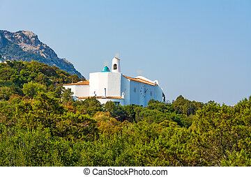 Stella Maris Church, Porto Cervo, Sardinia