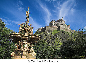 Edinburgh Castle - One of Scotland\\\'s most recognisable...