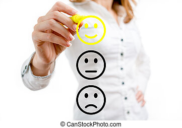 Positive feedback survey received