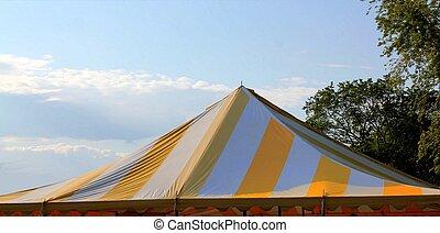 solo tent top peak