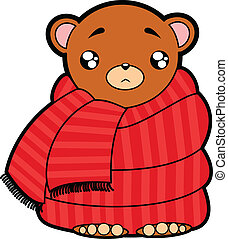 funny cute bear