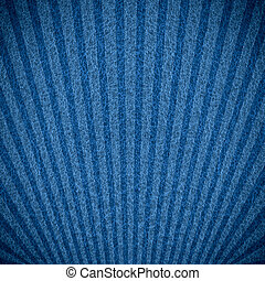 blue leather background - beams of light on blue leather...