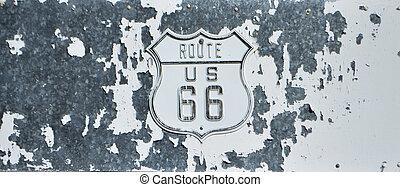 路線, 老,  66, 簽署