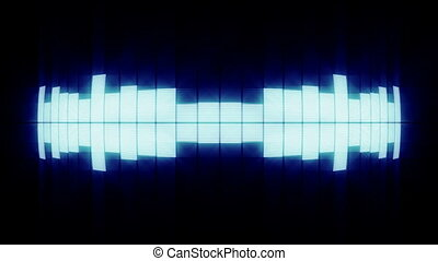 Waveform - Animation of waveform