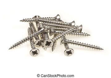 Bunch of philips screws