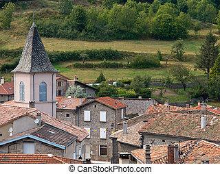 French Rural Village