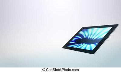 Tablet Moves White