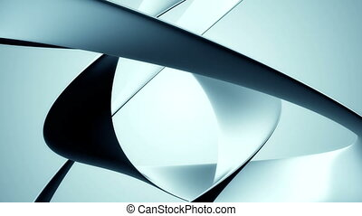 Abstract Sweep - Loopable abstract background