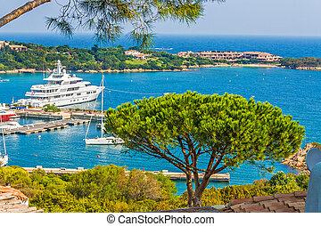 Porto Cervo, Sardinia - Porto Cervo, Costa Smeralda,...