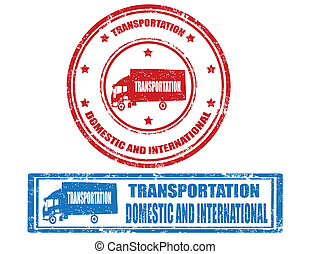 Transportation-stamps