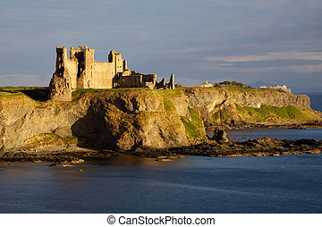 Tantallon Castle, North Berwick - Tantallon Castle is a...