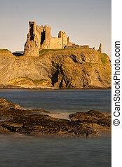 Tantallon Castle, North Berwick - Tantallon Castle is a...