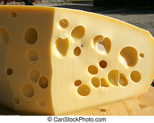 cheese called emmentaler