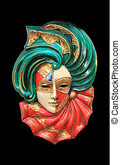 Carnival Mask from Venice Italy