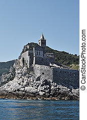 portovenere a very beautiful village near la spezia