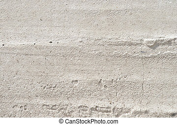 White Wall Beton Monolith Background Textured natural cement...