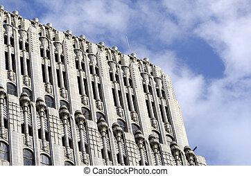 building in San Francisco