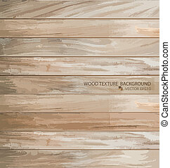 Wood texture backgroundVector illustration