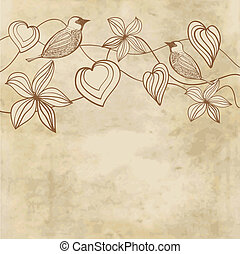 grungy valentine