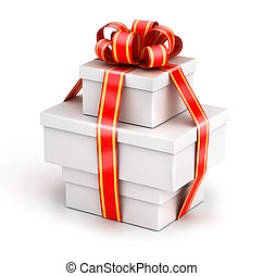 Bundle gift boxes - Bundle of gift boxes - gift chained by...