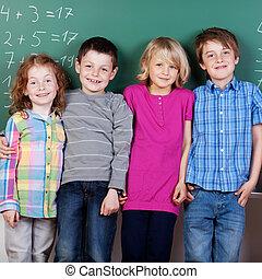Gruppe, Kinder