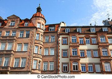 Historic Buildings in Nuremberg - Historic Buildings in...