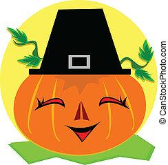 Halloween and Thanksgiving Pumpkin