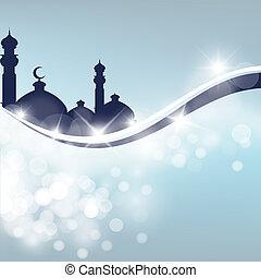 Islamic Background for ramadan , eid al fitr and eid al adha...