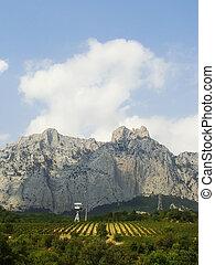 Ai-Petri mountains, Crimea peninsula, Ukraine