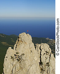 Ai-Petri summit, Crimea peninsula, Ukraine