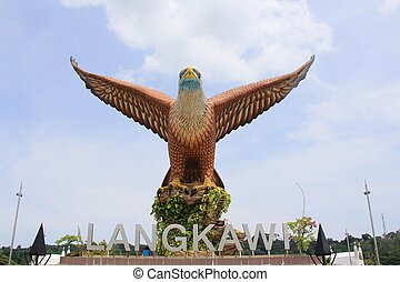Langkawi Eagle Square - Also known as Eagle Square, Dataran...