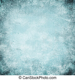 abstract blue background light color vintage grunge...