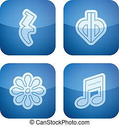 Musical notation - Music notation represents music through...