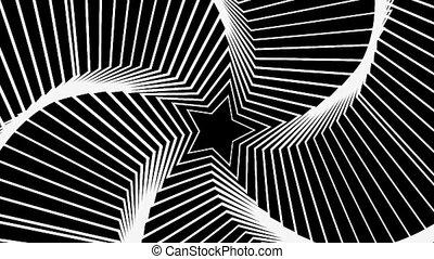 Star Radiation white